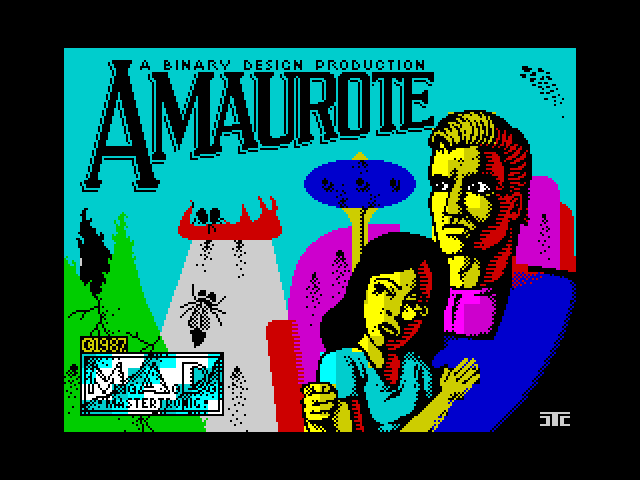 Amaurote screenshot