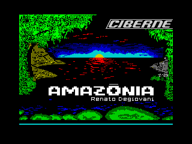 Amazônia screen