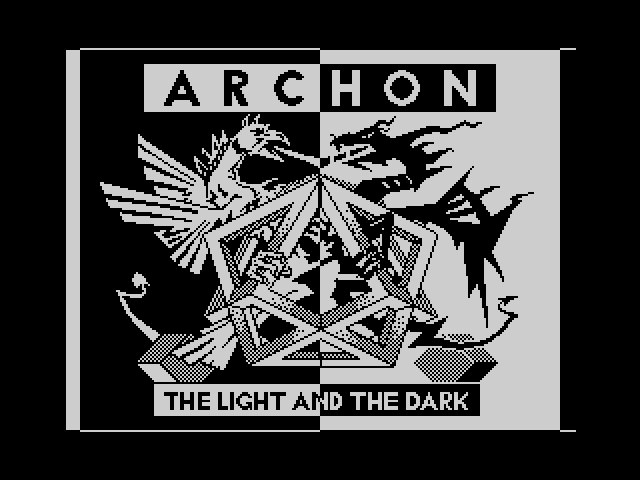 Archon screen