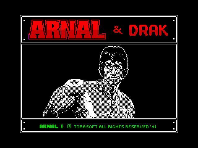 Arnal & Drak screen