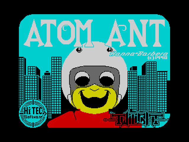 Atom Ant screen