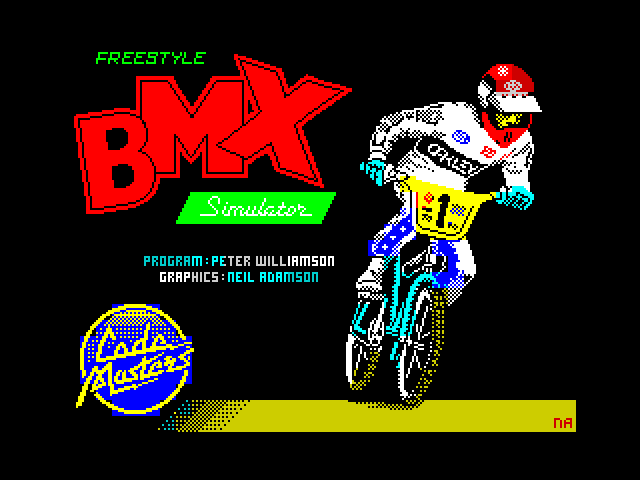 BMX Freestyle screenshot