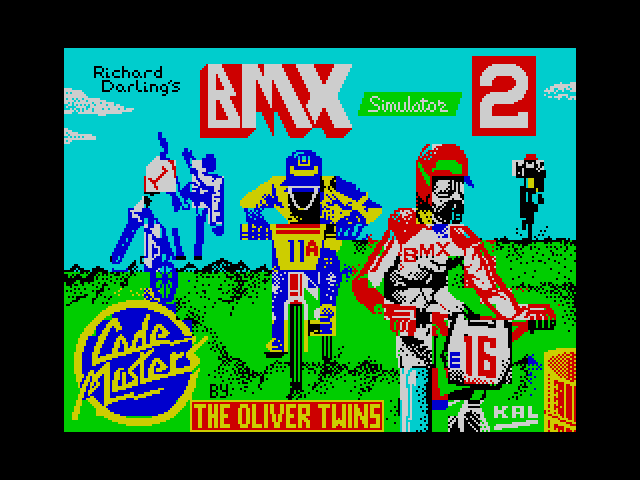 BMX Simulator 2 image, screenshot or loading screen