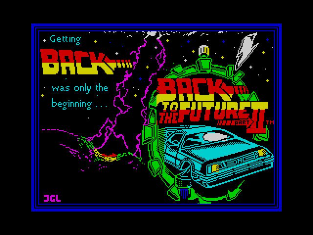 Back to the Future Part II image, screenshot or loading screen