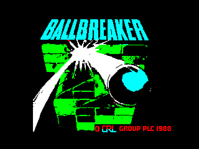 Ballbreaker II screenshot