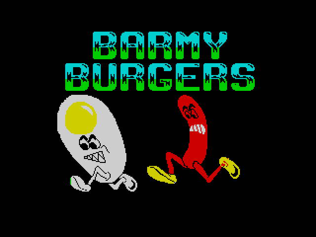Barmy Burgers image, screenshot or loading screen
