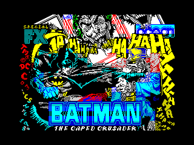Batman: The Caped Crusader screenshot