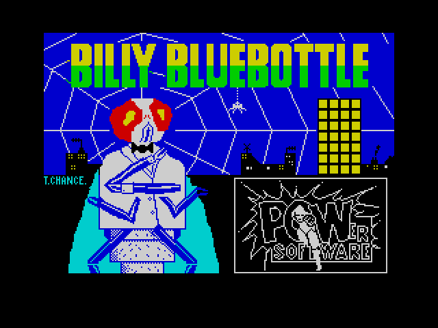 Billy Bluebottle screen