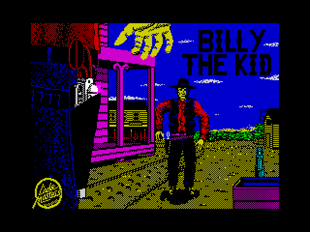 Billy the Kid screen