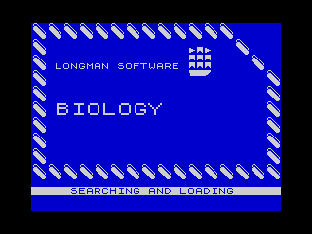 Biology - O-Level Revision and CSE screen