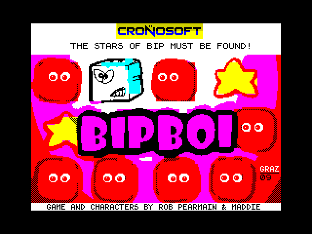 Bipboi screenshot