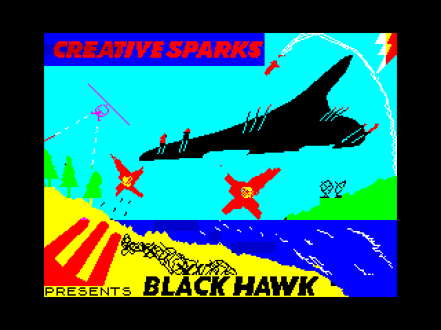 Black Hawk screenshot