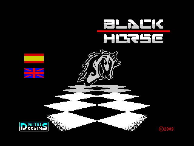 Black Horse screenshot