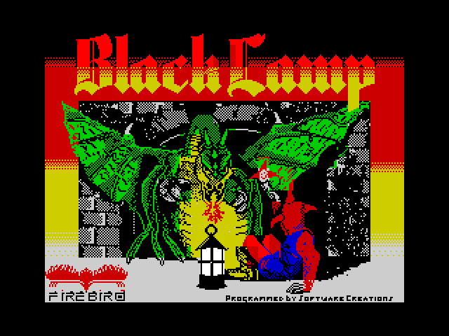 Black Lamp image, screenshot or loading screen