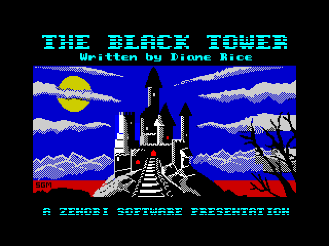 The Black Tower image, screenshot or loading screen