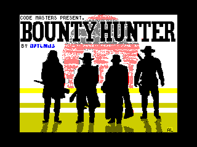 The Bounty Hunter screenshot