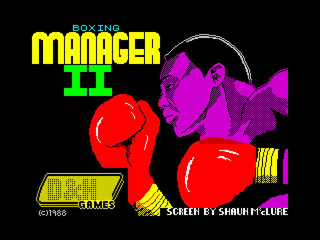 Boxing Manager 2 image, screenshot or loading screen