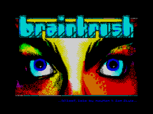 Brainkrush screen