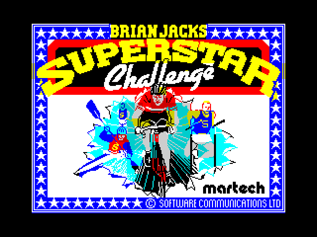 Brian Jacks Superstar Challenge image, screenshot or loading screen