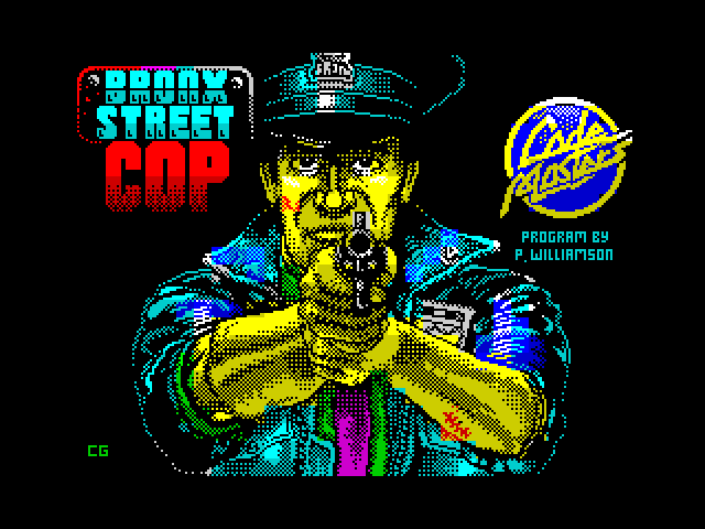 Bronx Street Cop screen