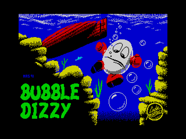 Bubble Dizzy image, screenshot or loading screen