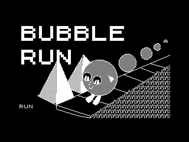 Bubble Run screenshot