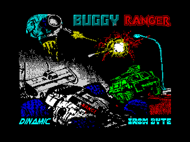 Buggy Ranger screen