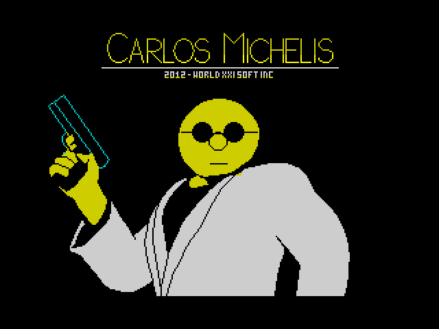 Carlos Michelis screenshot