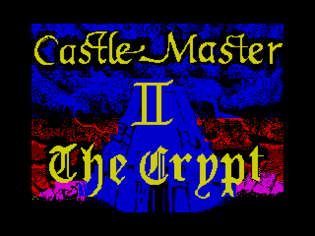 Castle Master II: The Crypt screen
