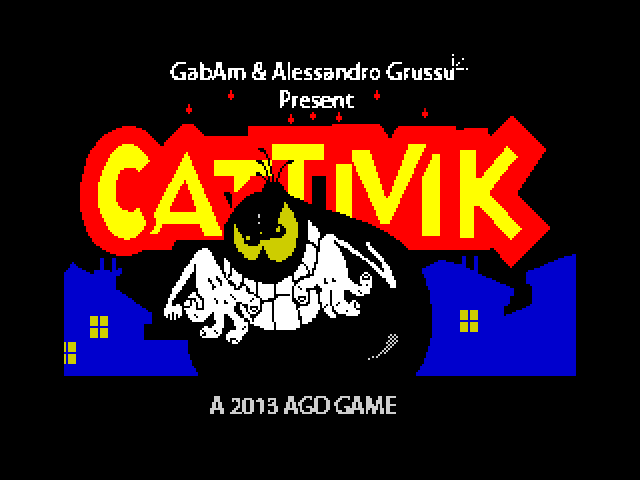 Cattivik image, screenshot or loading screen