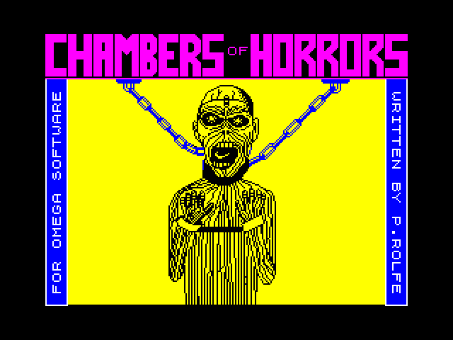 Chambers of Horrors screen