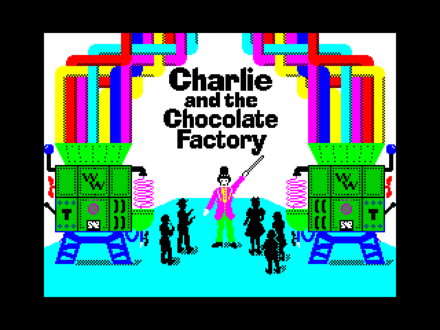 Charlie and the Chocolate Factory screenshot