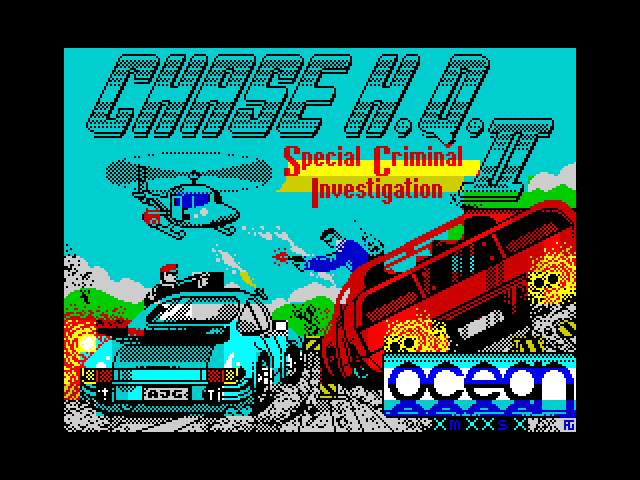 Chase H.Q. II: Special Criminal Investigation screenshot