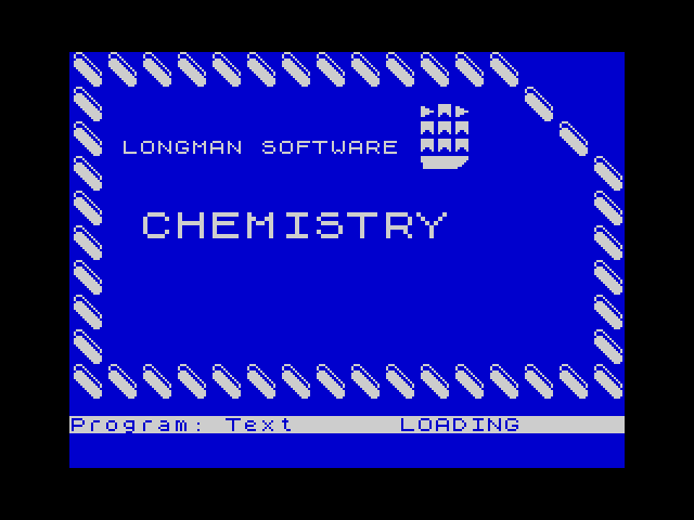 Chemistry - O-Level Revision and CSE screen