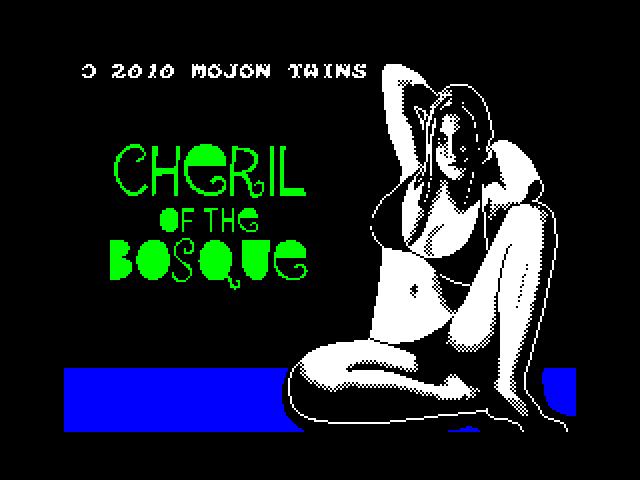Cheril of the Bosque screen