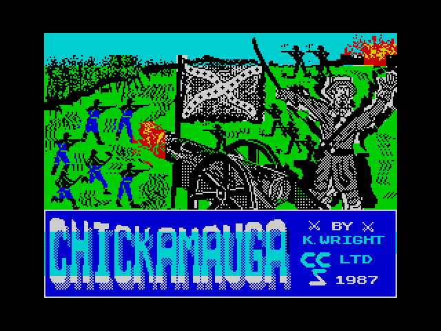 Chickamauga image, screenshot or loading screen
