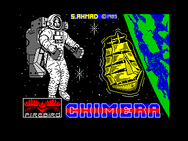 Chimera screen