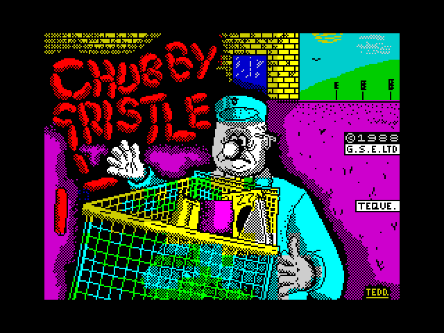 Chubby Gristle screenshot