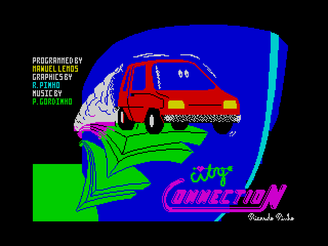 City Connection image, screenshot or loading screen