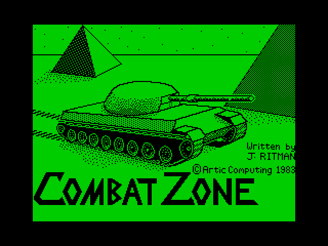 3D Combat Zone image, screenshot or loading screen