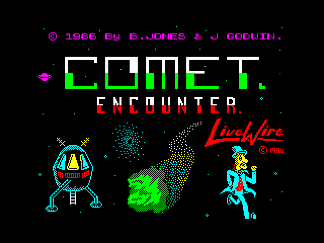 Comet Encounter image, screenshot or loading screen