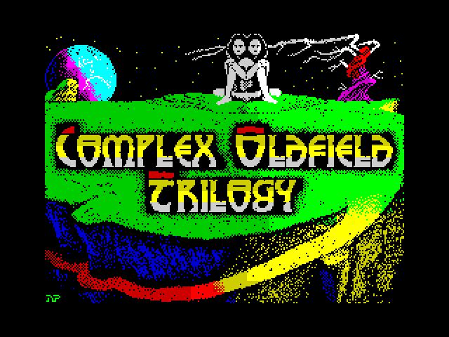 Complex Oldfield Trilogy screen