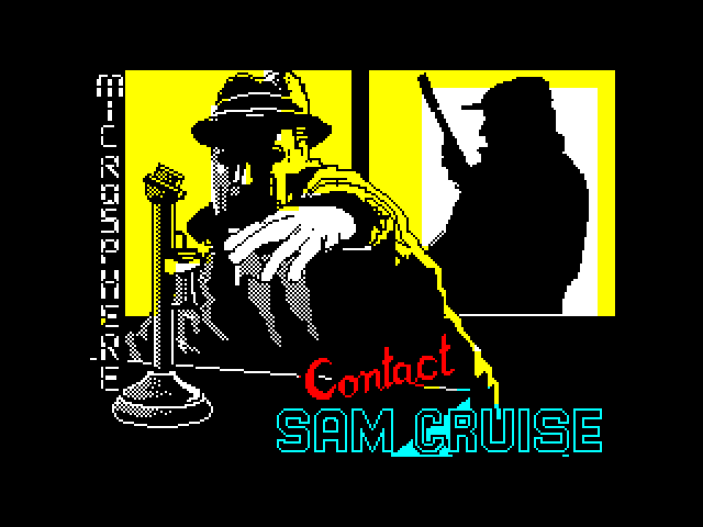 Contact Sam Cruise screenshot