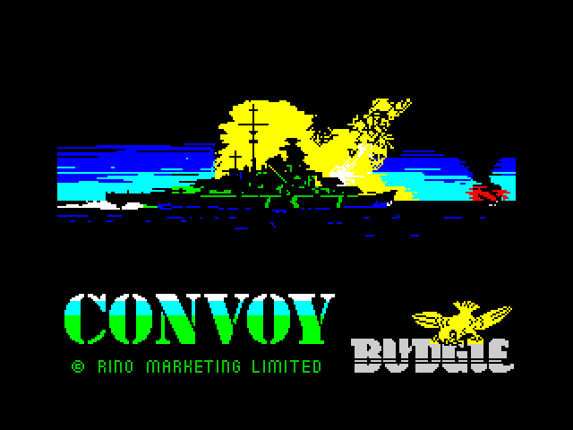 Convoy image, screenshot or loading screen