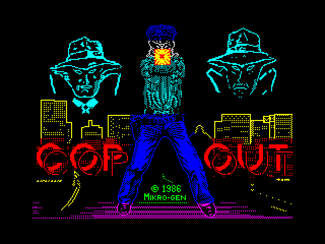 Cop-Out image, screenshot or loading screen