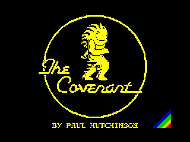 The Covenant screen