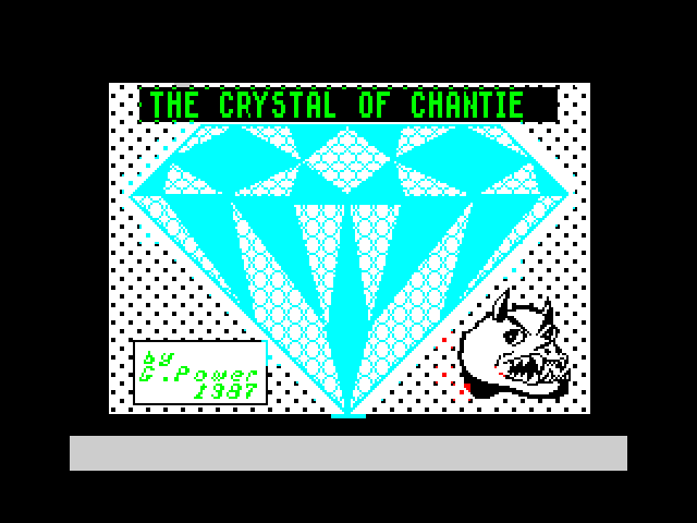 The Crystal of Chantie (G.A.C.) screenshot