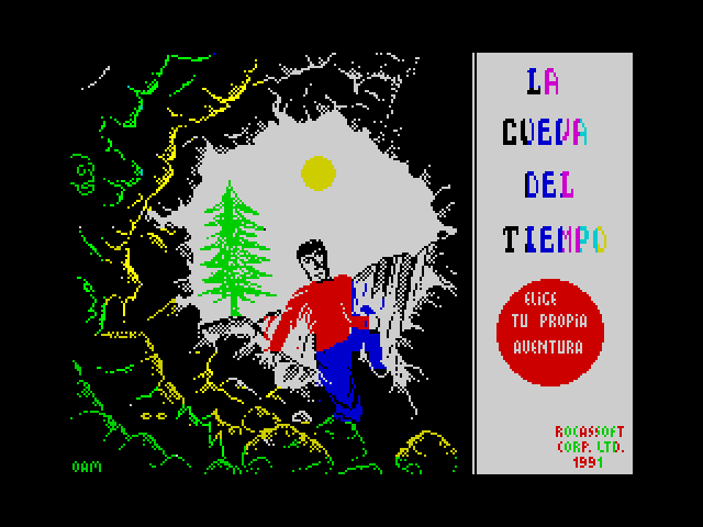 La Cueva del Tiempo image, screenshot or loading screen
