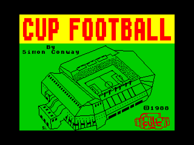 Cup Football image, screenshot or loading screen