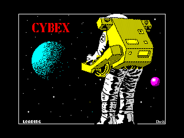 Cybex image, screenshot or loading screen